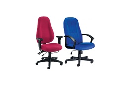 Next Day Executive Fabric Chairs
