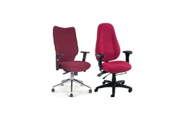 Fabric Executive Chairs £150 - £200