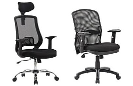 Mesh Chairs For Less Than £100