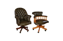 Antique Replica Office Chairs