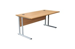 Contract Rectangular Desks