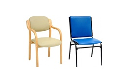 Vinly Stacking Chairs