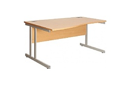 Elgin Wave Desks