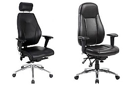 Orthopaedic Leather Chairs