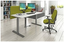 Atlantis Sit-Stand Office Desks