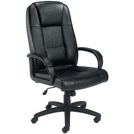 Keno Leather Manager Chair
