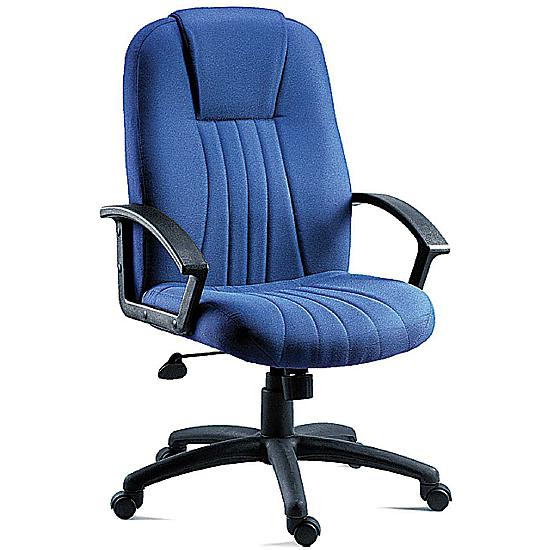 City Fabric Manager Chair