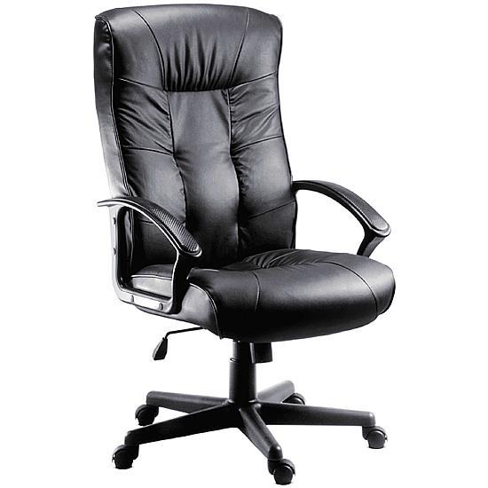 Gloucester Leather Manager Chair