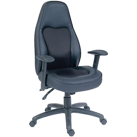 Rapide Executive Leather Office Chair