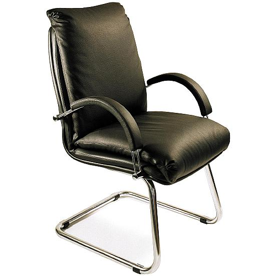 Nadir Leather Visitor Chair
