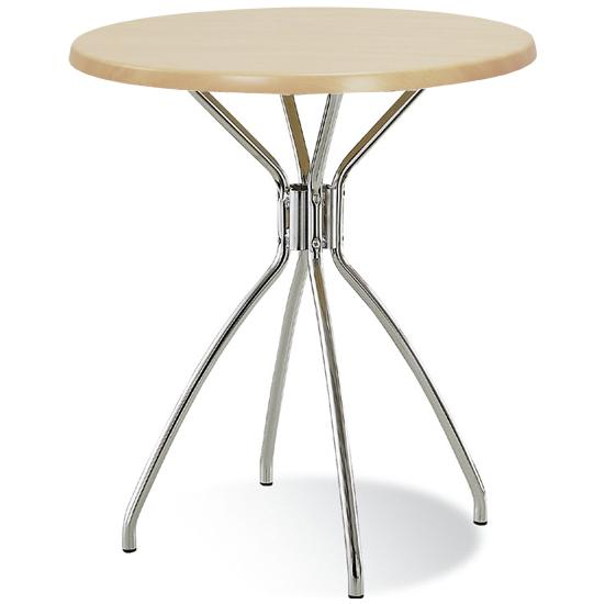 Dona Round Cafe Table