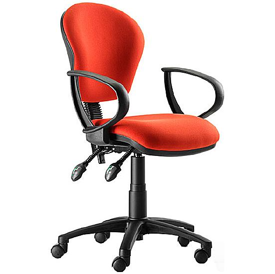 Ascot Medium Back Operator Chair - Office Chairs