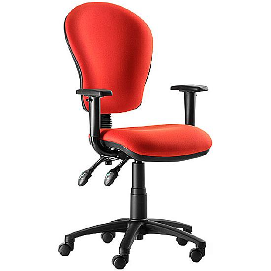 Ascot High Back Operator Chair - Office Chairs