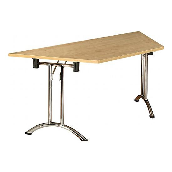Next Day Pinnacle Trapezoidal Folding Tables