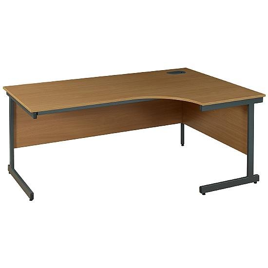 Pinnacle Ergonomic Cantilever Desk