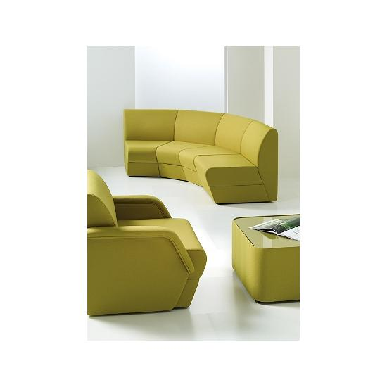 Point Modular Reception Seating - Reception Chairs