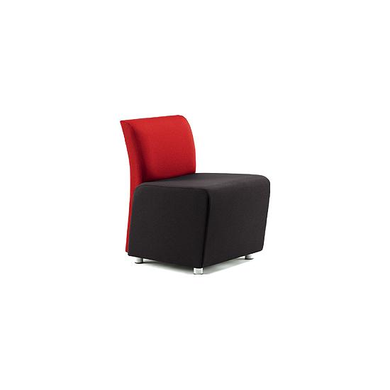 Bob Modular Reception Seating Two-Tone - Reception Chairs