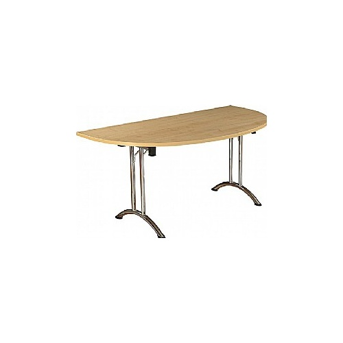 Pinnacle Semi-Circular Folding Tables