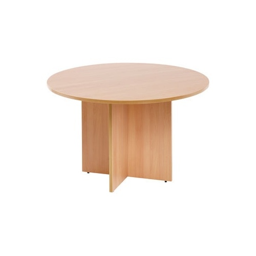 Next Day 1200 Round Meeting Table - Office Furniture