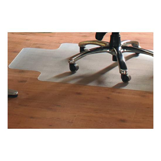 Lipped Non Studded Hard Flooring Chair Mat