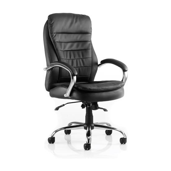 Rocky Enviro Leather Executive Chair