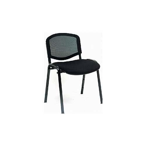 Next Day Mac Mesh Black Frame Conference Chair(Pa