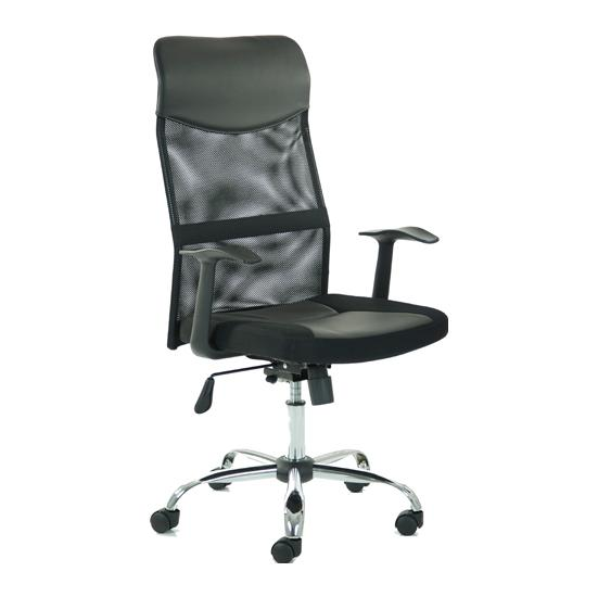 Lister Mesh Manager Chair