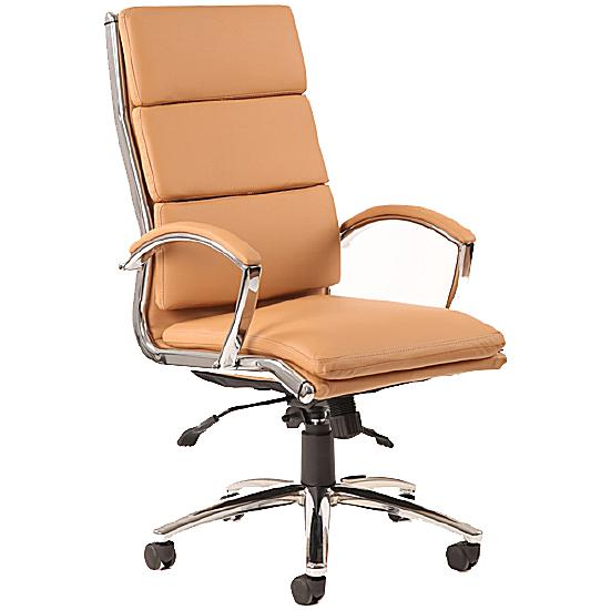 Ritz Executive Tan Managers Chair