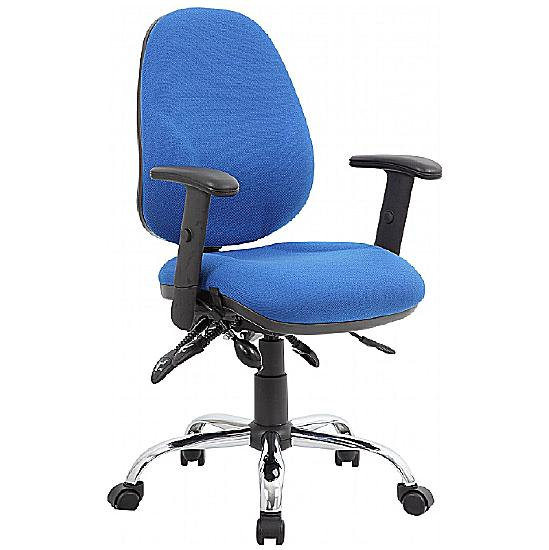 Comfort Ergo 3-Lever Ultimate Operator Chairs - Office Chairs