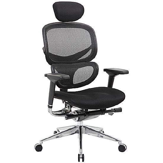 Ergo-Mesh 24 Hour Office Chair With Air Mesh Seat