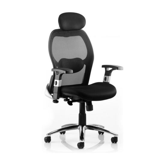 Sanderson Mesh Manager Chair - Office Chairs