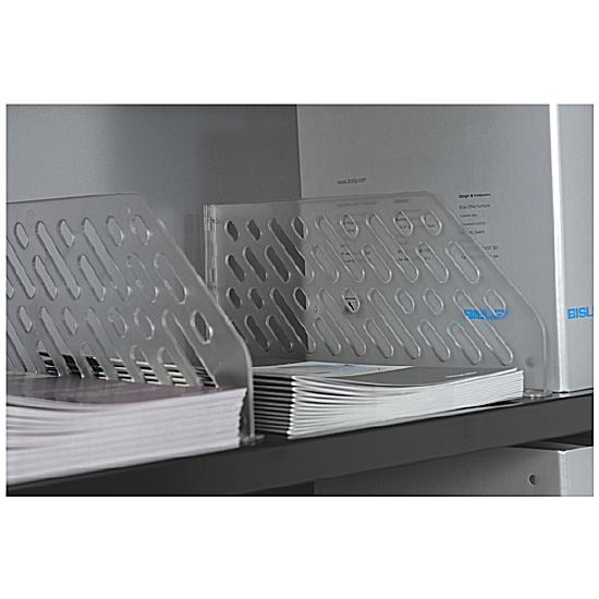 Bisley Slotted Shelf With 5 Dividers