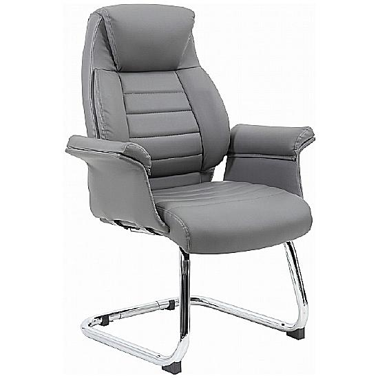 Chester Leather Visitor Chair