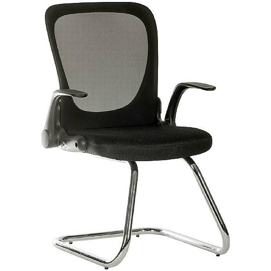 Next Day Flip Mesh Executive Visitor Chair