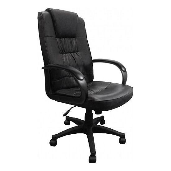 Venice Leather Manager Chair