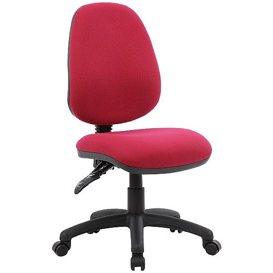 Comfort 2 Lever Operator Chairs - Office Chairs
