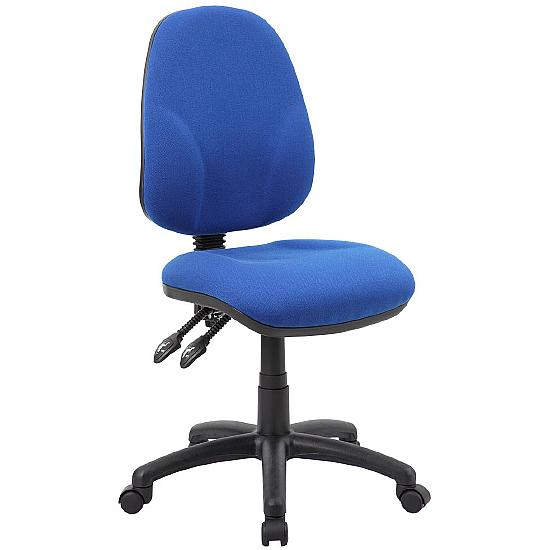 Comfort Ergo 2-Lever Operator Chairs - Office Chairs