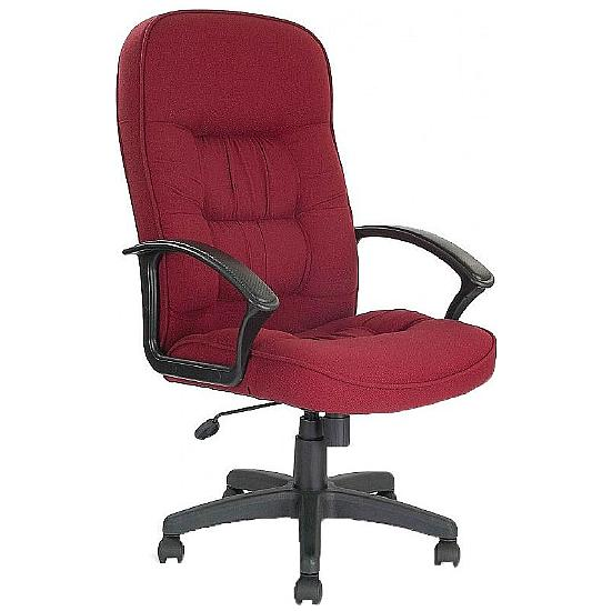 Cadiz Fabric Manager Chairs - Office Chairs