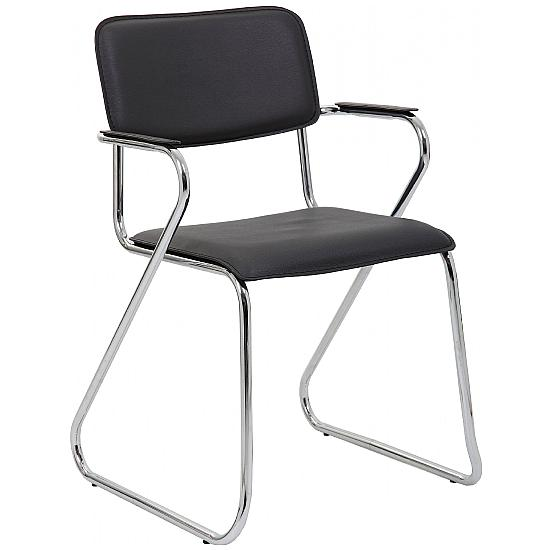Saturn Visitor Chairs - Box of 2 - Office Chairs