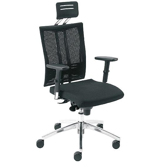 @ Motion Mesh Manager Chair - Office Chairs
