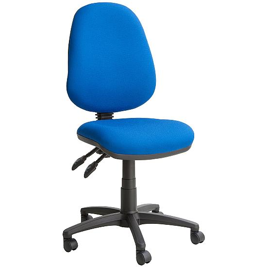 Kirby 2 Lever High Back Operator Chair - Office Chairs