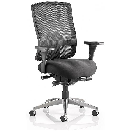Storm Mesh Back Manages Chair - Office Chairs