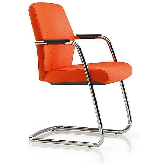 Task Cantilever Chrome Chair in Panama YS079 -