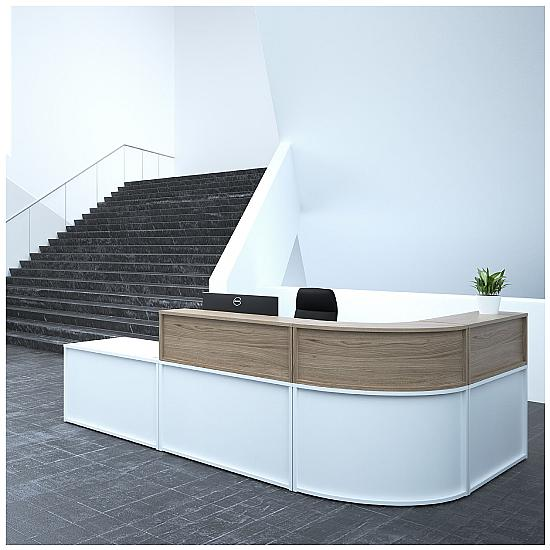 Mode Modular Reception Desk - Office Furniture
