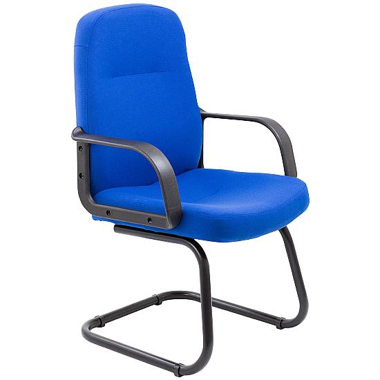 Canasta Fabric Visitor Chair - Meeting Room Chairs
