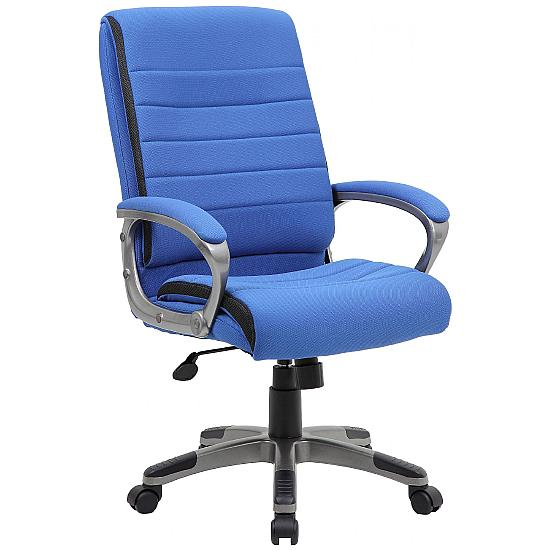 Paris Fabric Managers Chair - Office Chairs