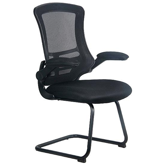 Airflow Mesh Frame Visitor Chair - Meeting Room Chairs