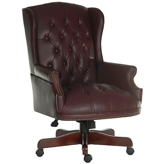 Chairman Traditional Manager Chair - Office Chairs