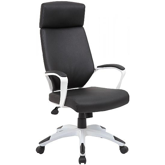 Aintree High Back Bonded Leather Office Chairs