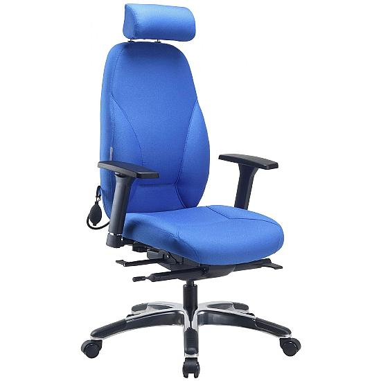 Posture Eco Fabric Manager Chair